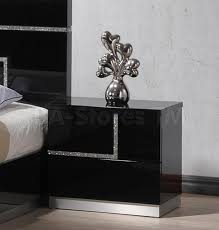 Modern Black Bedroom Furniture Black Enamel Bedroom Furniture Video And Photos Madlonsbigbear Com