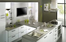 cuisine blanc brillant cuisine ariane blanc brillant