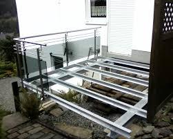 stahlbau balkone balkon aus aluminium oder stahl möbel inspiration und innenraum
