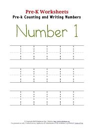 13 best number tracing worksheets 4 preschool images on pinterest