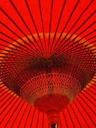 Umbrella Ceiling Light Free Images Light Ceiling Pattern Line Red Umbrella Color