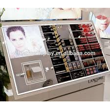 professional makeup stand cheap custom professional makeup display stands acrylic makeup