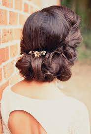 cute updo hairstyles for prom quick side updo for prom or weddings