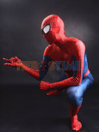 aliexpress com buy new classic spiderman costume 3d printing