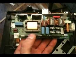 projector lamp control board bypass 5 pin w schematic youtube