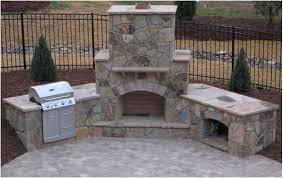backyards cool backyard fire place outdoor fireplace designs