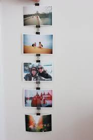 binder clip photo chain binder clips pinterest binder clips