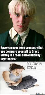 Draco Memes - moody as draco malfoy by akera wolfe meme center