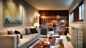 innovative basement layout ideas long and narrow basement family