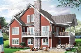 lakefront home designs u0026 waterfront cottage house plans from