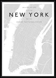 New York City Map Google by New York City Map Printable Black U0026 White Google Zoeken Diy