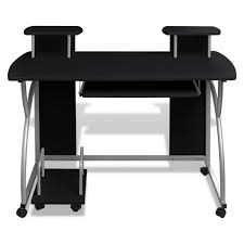 Computer Desk Height by Brilliant Mobile Computer Desk Height Adjustable Standing Mobile