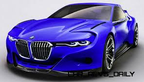 bmw concept csl 2015 bmw 3 0 csl hommage rendered colorizer18