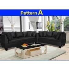 sofa 2m modern 2m pu leather sofa bed