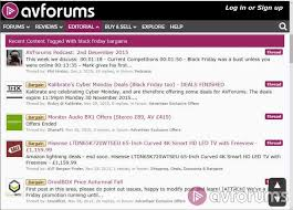 how to get amazon black friday deal alerts black friday deals cyber monday deals avforums