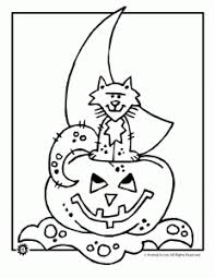 ultimate collection halloween coloring pages woo jr