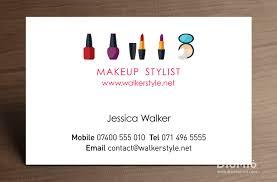 makeup artists business cards makeup business diomioprint
