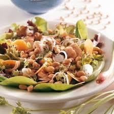 recette cuisine automne salade d automne au thon magazine avantages
