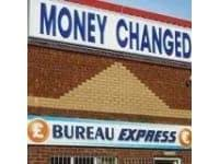 bureau de changes bureau express strabane bureaux de change foreign exchange yell
