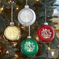 ornaments to personalize personalized christmas ornaments 2018 ornaments at personal