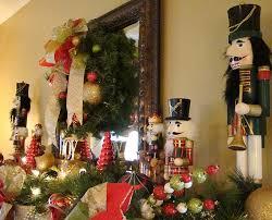 Nutcracker Christmas Tree Decorations by Christmas Mantel Mountain Breaths