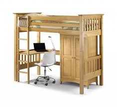 bunk bed with desk underneath plans loft bed with closet underneath plans u2014 loft bed design build a
