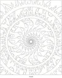 151 best mandalas to color images on pinterest coloring books