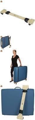 earthlite massage table bag folding massage table portable adjustable height bed health spa