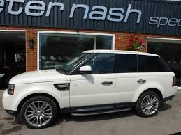 range rover price used 2009 59 land rover range rover sport 3 0 tdv6 hse 245bhp