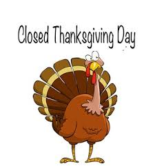 nov 23 thanksgiving closed