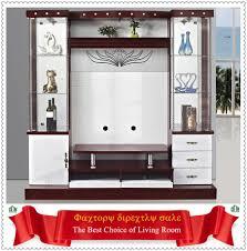 living latest design modern corner tv cabinet led tv wardrobe
