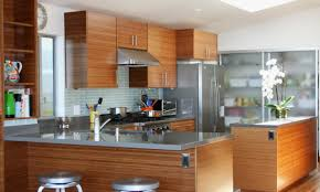 kitchen cabinets high end brands blue engineered stone countertop