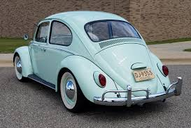 blue volkswagen beetle for sale 1966 volkswagen beetle