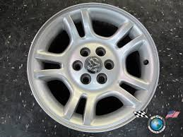 dodge dakota custom wheels one 01 04 dodge durango dakota factory 16 wheel oem 2133