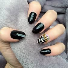 pointy nail art designs nails gallery