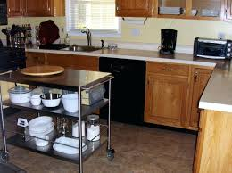 stainless steel island for kitchen dining table small kitchen prep work bench stainless steel island