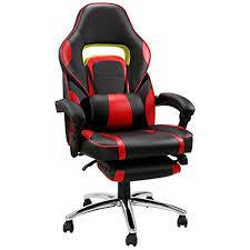 chaise de bureau racing chaises de bureau pas chères les bons plans amazon