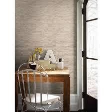 peel and stick grasscloth wallpaper roommates grasscloth peel and stick wall d eacute cor wallpaper