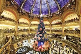 Christmas Trees In Paris 5 Fantastic Ways To Celebrate Christmas In Paris