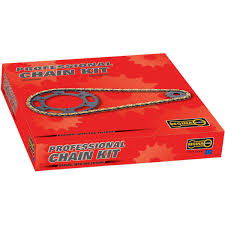 Regina Oem Chain And Sprocket Kit For Vtr1000f Super Hawk 98 05