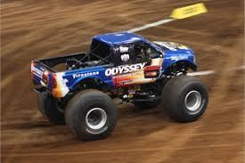 monster truck show amarillo texas odyssey battery sponsors new bigfoot monster truck team retail