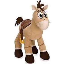 disney toy story bullseye plush doll 14in 12in shopsavvy