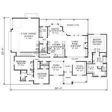 House Plans With Three Car Garage Plan 6293 Perry House Plans