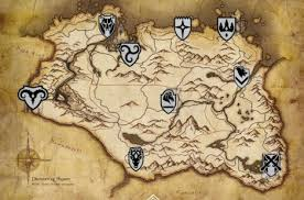 map quests a guide to daedric quests in skyrim