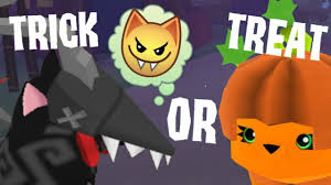 Trick Or Treat Meme - trick or treating with my meme dog animal jam play wild youtube