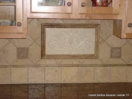 kitchen backsplash travertine tile travertine tile backsplash artnetworking org