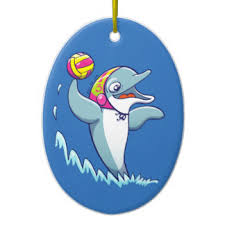 dolphin ornaments keepsake ornaments zazzle