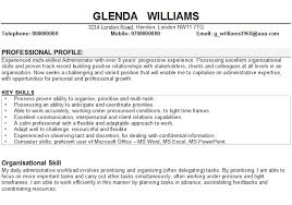 Resume Sample For Nanny Position by Food Service Resume Examples Sample General Regarding 21