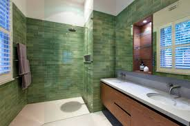 green bathroom tile ideas green bathroom tiles bathroom with green metro tiles decorating