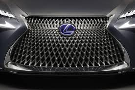 lexus is250 fc lexus lf fc concept previews new flagship sedan